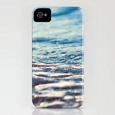 Water iPhone (4, 4s) Slim Case