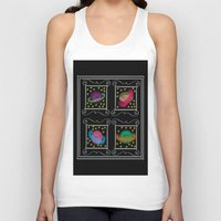planets Tank Tops featuring Planets by Art Stuff