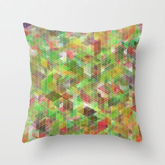 Panelscape - #6 society6 custom generation Throw Pillow