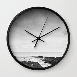 Scottish Coastline Wall Clock