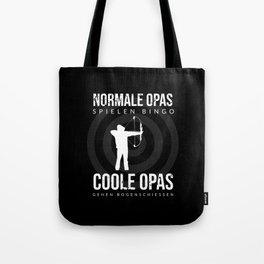 Darts Archery Grandpa Gift Ideas Tote Bag