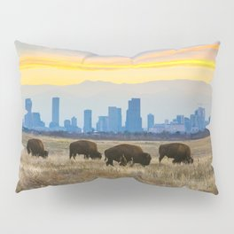City Buffalo Pillow Sham
