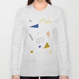 terrazzo confetti Long Sleeve T-shirt