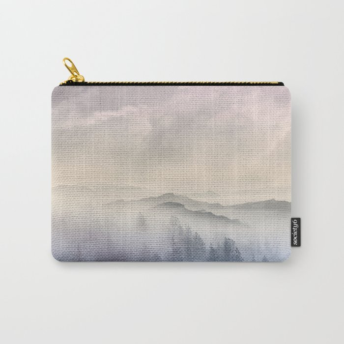 Pastel vibes 56 Carry-All Pouch