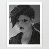 OC II Art Print