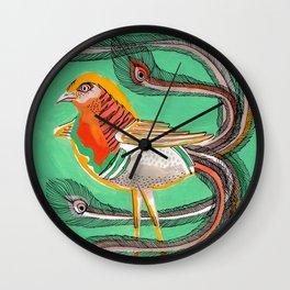 Fenghuang Wall Clock
