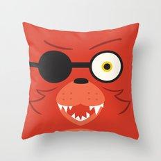 Foxxy, FNAF Throw Pillow