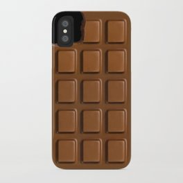 Chocolate Flavor iPhone Case