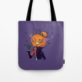 The Pumpkin Bun Tote Bag