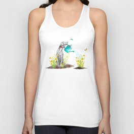 DAFFODILS AND WEIM Unisex Tank Top