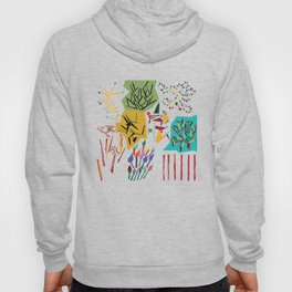 collage play Hoody
