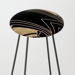 Art deco design Counter Stool