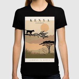 Kenya Exhibition T-shirt