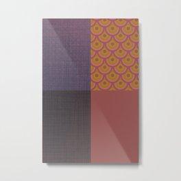 Abstract Mix v2 Metal Print