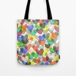 Strong Love Tote Bag