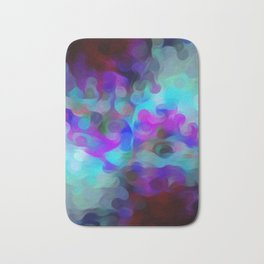 Abstract #7765 Bath Mat