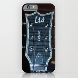 Guitare iPhone Case