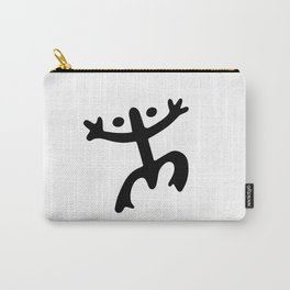 Coqui Taino Carry-All Pouch