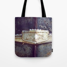 The Whale's Hull Tote Bag