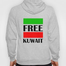 Kuwait Freedom Hoody