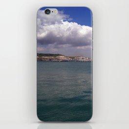 Across Dover Harbour  iPhone Skin