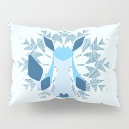 Minimal Glaceon Pillow Sham