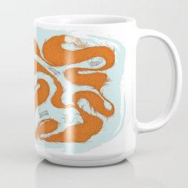 fox tail maze Coffee Mug