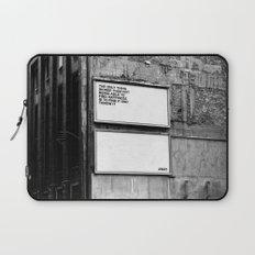 Billboard Fantasies #1 Laptop Sleeve