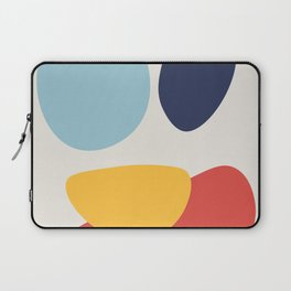 Abstract No.8 Laptop Sleeve