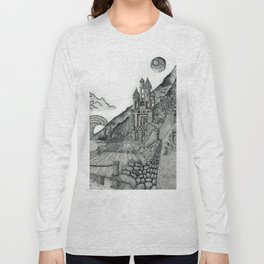 Castle the C Long Sleeve T-shirt