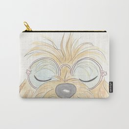 Woof You Groovy Dog Carry-All Pouch