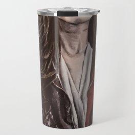 Abigail, acrylic painting Travel Mug