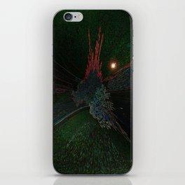 Autumn fantasy iPhone Skin