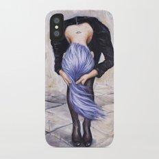 Saturn Returns Slim Case iPhone X