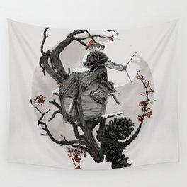 ÆFTERA YULE Wall Tapestry