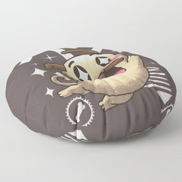 Kawaii Pug Floor Pillow