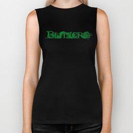 Blazers Biker Tank