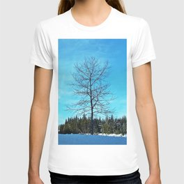 Alone and Leafless T-shirt