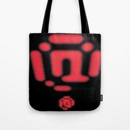 X Machina #8 Tote Bag