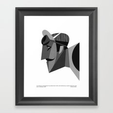 Maino Framed Art Print