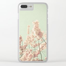 In All It's Glory Clear iPhone Case