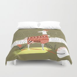 antilope Duvet Cover