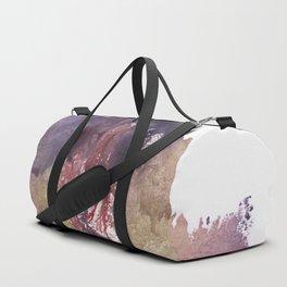 Verronica's Vulva Print No.2 Duffle Bag