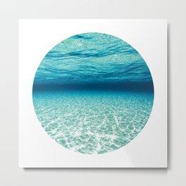 Under Water 9 Metal Print