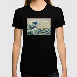 The Great Waves of Joy T-shirt
