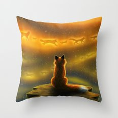 See You There Throw Pillow