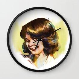 Annie Cartwright Wall Clock