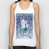 ronaldo Tank Tops featuring Cr7 Ronaldo by Cr7izbest