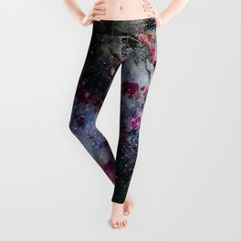 Mineral Specimen 4 Leggings