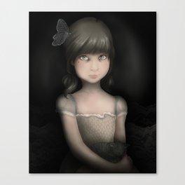 Hazeline Canvas Print